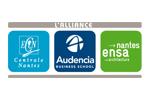 ALLIANCE CENTRALE-AUDENCIA-ENSA NANTES